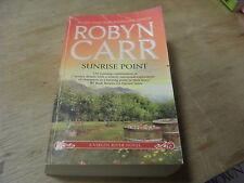 A Virgin River Novel: Sunrise Point by Robyn Carr  r