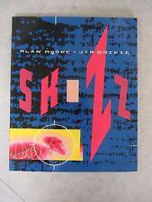 Skizz ~ Trade Paperback 1st Print ~ Alan Moore ~ Nm ~ 1989 Titan Books