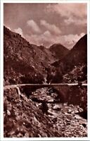 Vintage Postcard The Valley Of The Cross Unposted