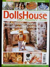 DOLLS HOUSE AND MINIATURE SCENE MAGAZINE - ISSUE 266
