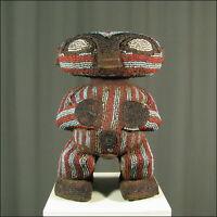 62485) Afrikanische Pygmäen Figur Kamerun Afrika KUNST