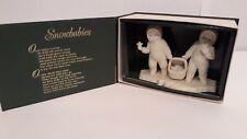 Vintage 1989 Snowbabies