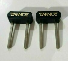 TANNOY BI-WIRE SPEAKER JUMPERS FOR TANNOY SIXES - EXCELLENT CONDITION