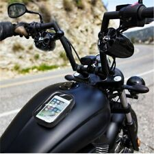 Motorcycle Magnetic Oil Fuel Tank Bag Gas Bag Phone Pouch GPS Cell Phone Holder