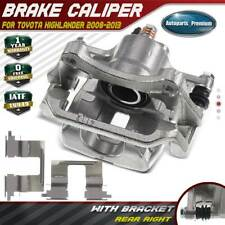 Set of 2 Rear Brake Caliper Assembly Compatible with 2008-2013 Toyota Highlander