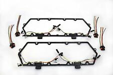 Complete Valve Cover Gasket Kit w/ Harnesses 94-97 Ford 7.3L Powerstroke Diesel