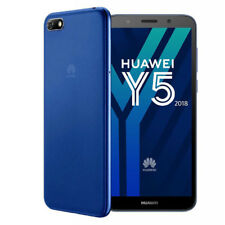 HUAWEI Y5 2018 16GB + 2GB RAM TELEFONO MOVIL LIBRE SMARTPHONE COLOR AZUL BLUE 4G