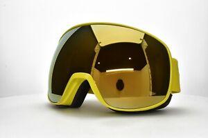 ADIDAS Snow Goggles AntiFog Yellow New Authentic 83 50