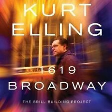 "Kurt Elling"" 1619 Broadway-The Brill Building Project ""CD NUOVO"