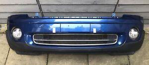 R55 R56 R57 Mini Cooper One Clubman & Cabrio Front Bumper - Lightning Blue A63