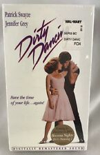 "New ""Dirty Dancing"" (VHS, 1999) Digitally Remastered Sound Patrick Swayze Grey"