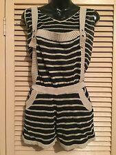 Striped Linen Jumpsuits, Rompers & Playsuits for Women