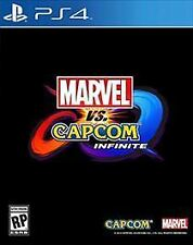 Marvel vs. Capcom: Infinite (Sony PlayStation 4, PS4 2017) Video Game
