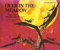 Over in the Meadow Illustrated Children's Paperback Book