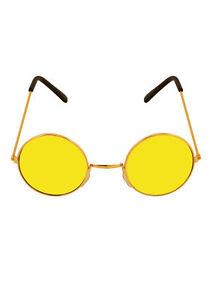 JOHN LENNON STYLE SUNGLASSES ROUND LENS UV400 TEASHADES MENS WOMENS HIPPIE 60s 7
