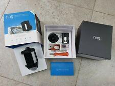 Ring Indoor/Outdoor Battery Security Camera  1080 HD - Black