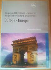 MERCEDES Navigation DVD COMAND APS  EUROPA 2011 A B C CLK G GL M R Vito Sprinter