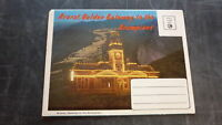 AUSTRALIAN OLD POSTCARD VIEW FOLDER, 1970s ARARAT THE GRAMPIANS VICTORIA