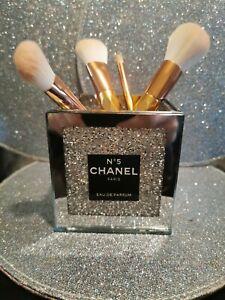 Chanel Crushed Diamond Makeup Box