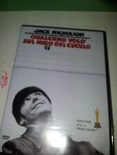 dvd film Qualcuno volò sul nido del cuculo (1975)
