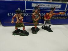 Collectors Showcase British Highlanders CS00428 92nd Command