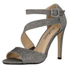 38 Scarpe da donna cinturini, cinturini alla caviglia in argento