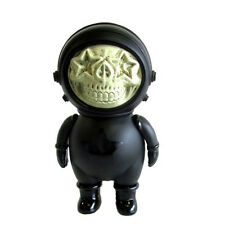 Black Dum English Astronaut Skull Star by Ron English & Chris Brown (2012) NEW