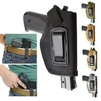 Tactical Clip-On Pistol Holster Waist Bag Hunting Magazine Pouch Holder SS3