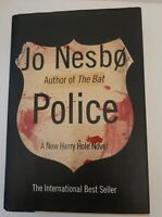 JO Nesbo Police A New Harry Hole Novel Signed 1st Edition 2013 Hardcover DJ