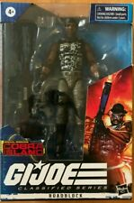 G.I. Joe Classified Series Cobra Trooper/ Road Block/BeachHead Action Figures