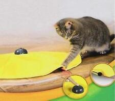Kitty cat Baguette Mobile UnderCover motorisé Queue de SOURIS Chasing Baguette Chat Jeu Jouet