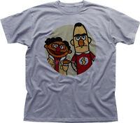 Big Bang Theory Muppets PARADOX Sheldon Cooper heather cotton t-shirt 9921