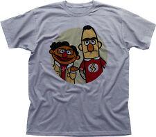 Big Bang Theory Muppets paradoja Sheldon Cooper Heather Camiseta de algodón 9921