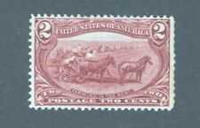 USA 1898 Trans-Mississippi Exposition, 2c red, Mint No Gum