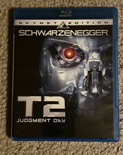 Terminator 2: Judgment Day Blu-Ray T2 1991 Skynet Edition New Never Been Watched