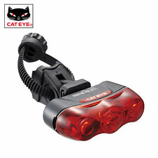 CATEYE TL-AU630 Bicycle Rear Light MTB Bike Taillight LED Cycling Light Red