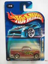 HOT WHEELS 2003 DODGE POWER WAGON #218 RED