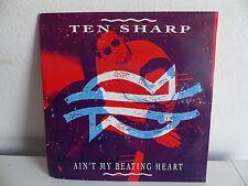 TEN SHARP Ain't my beating heart 656935 7