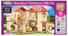 CALICO CRITTERS #CC2066 Luxury Townhome Gift Set - Townhouse - New Factory Seal