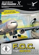 FOC Flight Operation Center FSX/FS2004