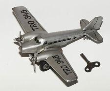 Hammerer & kühlwein avion tro345-Vorkrieg Exécution