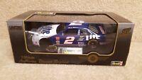 New 1997 Revell 1:24 Diecast NASCAR Rusty Wallace Miller Lite Thunderbird Flawed