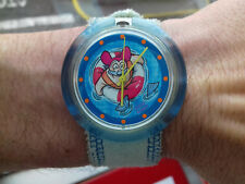 Swatch POP VINTAGE COLLECTION(1996)PMK113 Bathing Beauty watch OROLOGIO NOS RARE