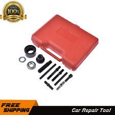 13pcs Pulley Puller & Installer Kit Power Steering Pump Remover Alternator Tool