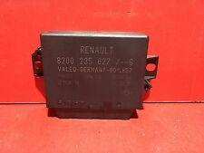 RENAULT GRAND MODUS CALCULATEUR RADAR RECUL REF 8200235627G 8200235627 G