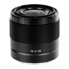 Sony FE 28mm F/2 Lente SEL28F20