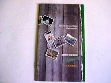 John Deere 1989 Toy Pocket Brochure                             b4