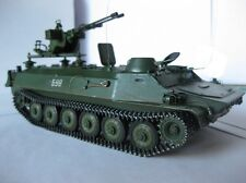 Skif — MT-LB with ZU-23-2  — Plastic model kit 1:35 Scale MK229