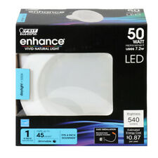 Feit Electric Enhance White 4 In. W Led Retrofit Kit 7.2 Watts