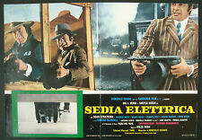 CINEMA-fotobusta SEDIA ELETTRICA verdi, rosin, ricci, colt, DEEM